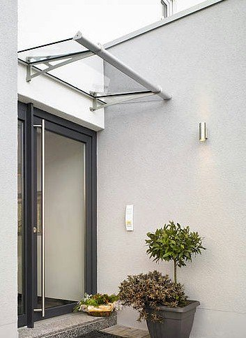 Real Glass Safety Canopies Options Prices Click Here