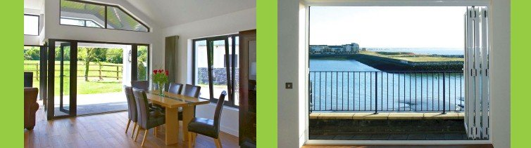Made-toMeasure Bi-fold Doors