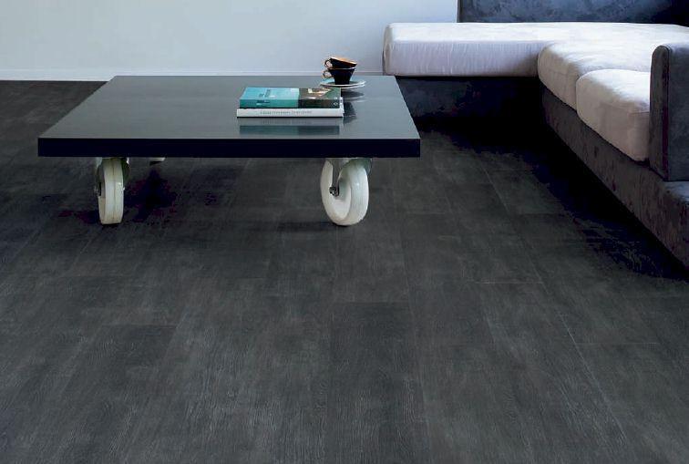 Dark Grey Oak Plank