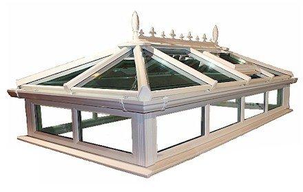 Made to Measure uPVC Glass Skylight