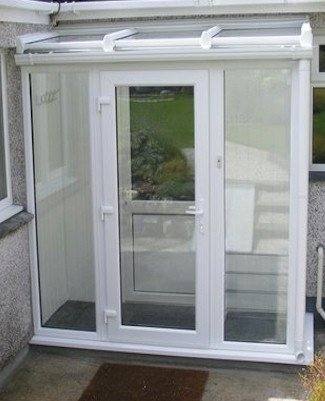 Full Height Lean To Porch More Sizes Click Here