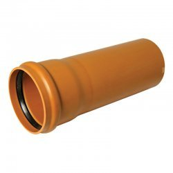110mm Drainage Pipe Socketed Floplast - D143