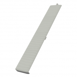 Butt Joint for 170mm Feather Edge Cladding - Misty Grey
