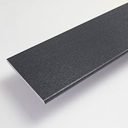 10mm x 100mm x 5m Grey Soffit Board Grained