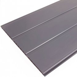 12-Inch Storm Grey - Hollow Soffit - 300 mm - RAL 7045