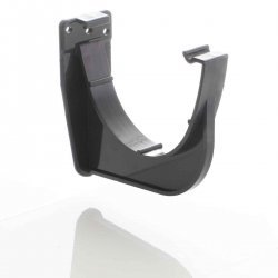Anthracite 115 mm Deep Flow Gutter Brackets