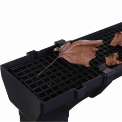 Gutter Leaf Guard 5m Pack - Keeps Leaves Out