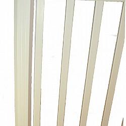 42 inch Balustrade End Post in Beige