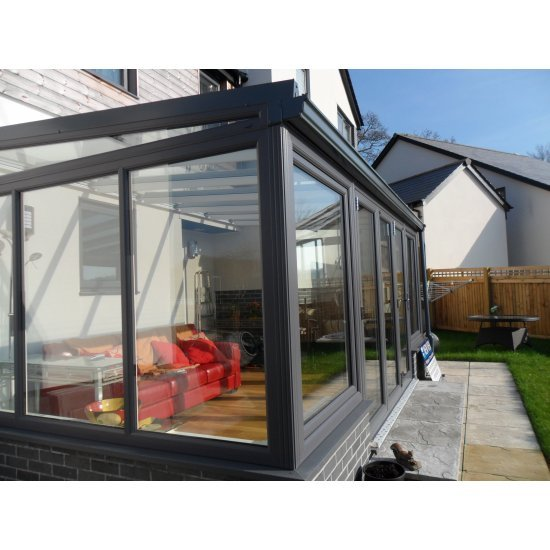 Lean To Conservatory 3.5m x 3.5m