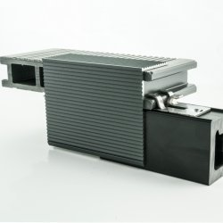 DuoFuse Colour Matched Aluminium 'L' Trim