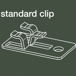 DuoFuse Decking Standard Clip