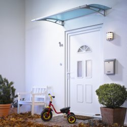 1.5m Blue Door Canopy