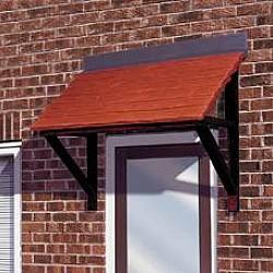 The Tamworth GRP Over Door Canopy