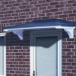 Door Canopy The Ikley GRP