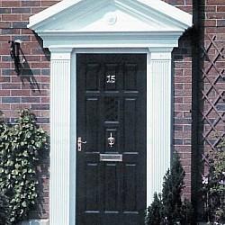 Victorian GRP Door Surround