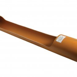 110mm 1.5m Channel Access Pipe - D870