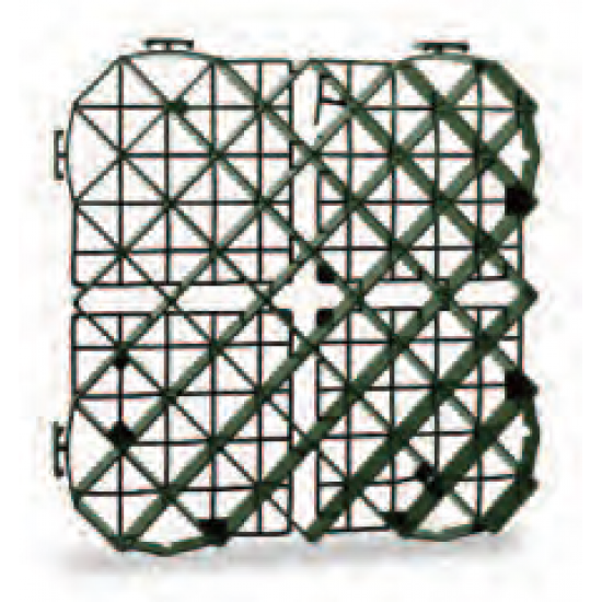 GroundGuard Grass and Gravel Mesh Protection Grid