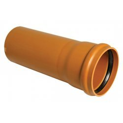 160mm Single Socketed Pipe 6m (6D146)