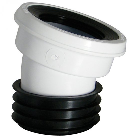14 Degree WC Toilet Connector