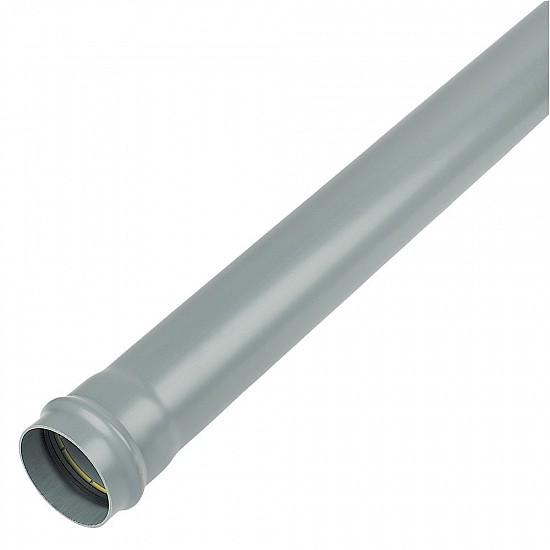 110mm Soil Pipe Grey SP3G