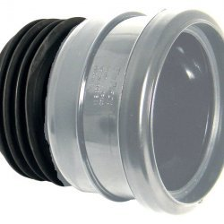 Universal Pipe Connector Grey S121G