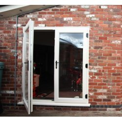 uPVC French Doors - A-Rated Made to Measure