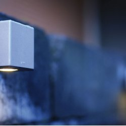 LED in-lite Cubid Wall Light