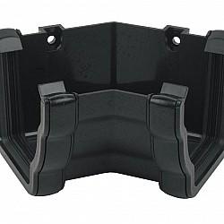 Cast Iron Effect 110mm Niagara 135º Internal Gutter Angle