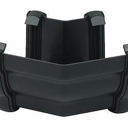 Cast Iron Effect 110mm Niagara 135º External Gutter Angle