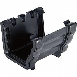 Cast Iron Effect 110mm Niagara Ogee Gutter Union/Joint