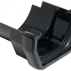 Black Square to Cast Iron Adapter (RDS5B)