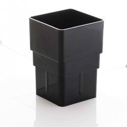 Square Socket Joint Joiner in Anthracite Grey