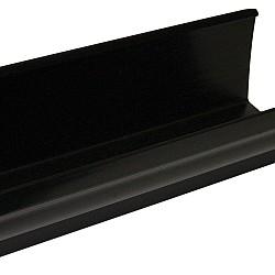 Niagara Ogee Gutter Black 4m