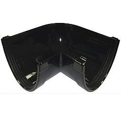 Xtraflo 170mm Gutter 90º Angle - Black