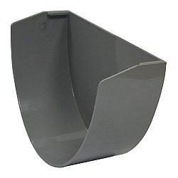 Xtraflo 170mm Gutter Internal Stopend - Grey