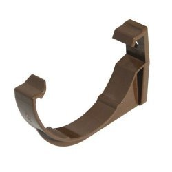 Fascia Bracket -  76mm Miniflo Gutter - Brown