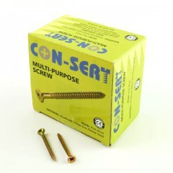 Multipurpose Screws for Fixing Guttering 4mm X 40mm