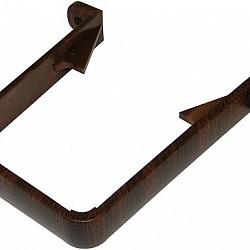 Mahogany Downpipe Clip