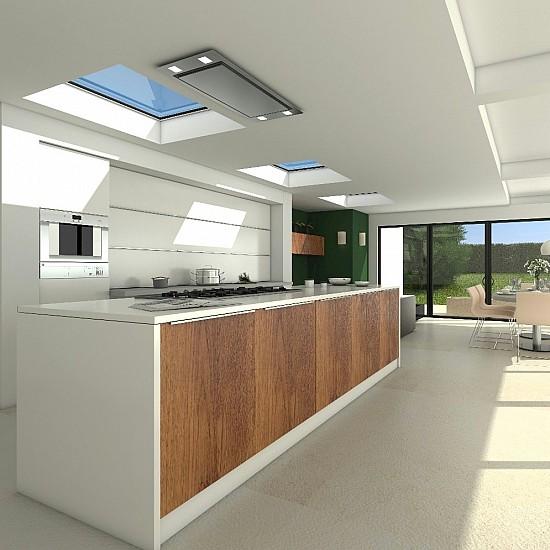 M030 - 1200 X 1200 Direct Fix Dome - Single Glazing