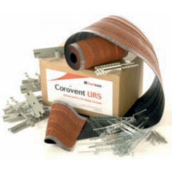 Corovent dry fix valley system - Kits sold in 6m packs