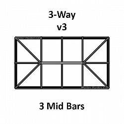3-Way V3 1750mm X 3750mm