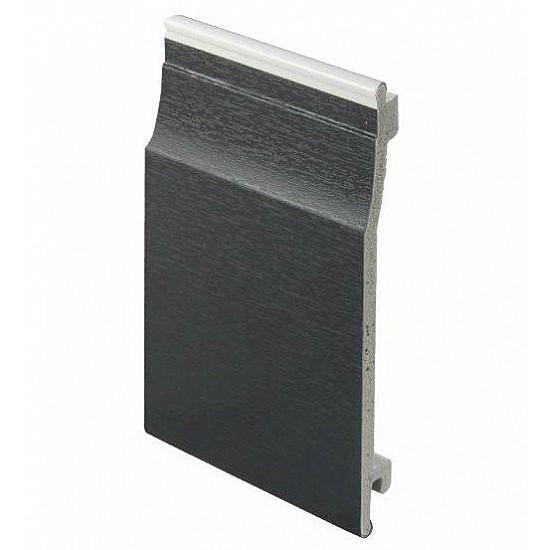 Anthracite Grey Shiplap Cladding 150 mm X 5 m