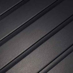 Anthracite Grey Shiplap Cladding 150 mm X 5 m