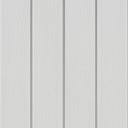 Light Grey (RAL 7035) Vertical Siding 167mm - Pack of 4