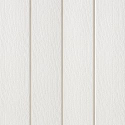 White (RAL 9010) Vertical Siding 167mm - Pack of 4