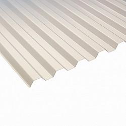 Box Profile Corrugated Sheet 1mm x 762mm x 1830mm Clear
