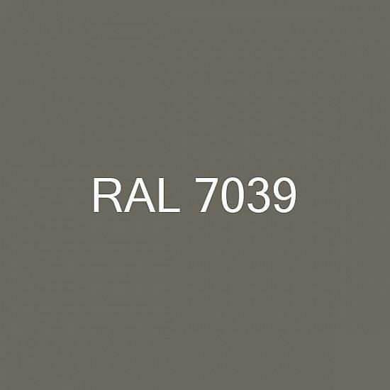 Quartz Grey (RAL 7039) Two-Part Lacquered Aluminium Internal External Corner
