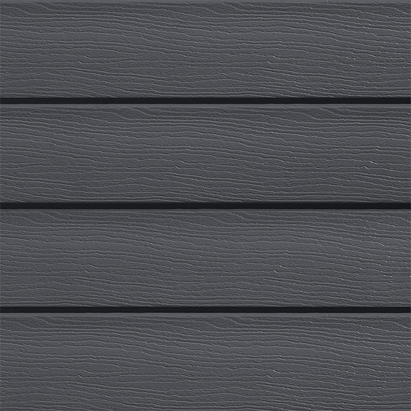 Anthracite Grey (RAL 7016) Embossed Double Siding 333mm