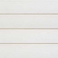 Cream (RAL 9001) Embossed Double Siding 333mm