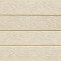 Sand RAL 1015 Single Siding Embossed Cladding 167 mm